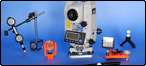 Industrial Total Stations and 3-D Measuring